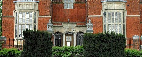 Lyon Lecture at Harrow School (Open Lecture Series)