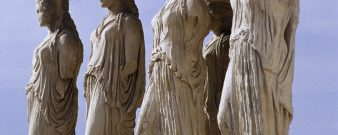 The Caryatid Porch and its Symbolism: a talk by Michael Vickers