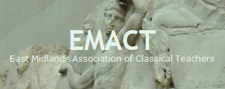 EMACT 6th Form Classics Day Wednesday 10th February 2016