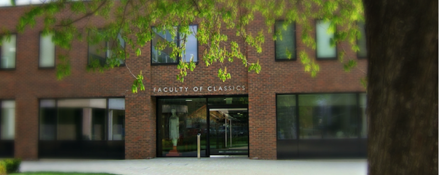 Come, See, Be Inspired at the Faculty of Classics, Cambridge