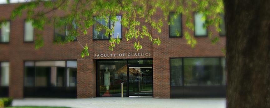 Classics Events for Schools at Cambridge University 2017