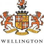 wellington college coat of arms