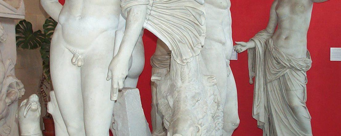 Write Your Own Greek Myth!