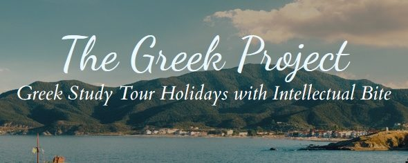 Adventures in Greek Language: The Greek Project,  Greek Study Tour Holidays with Intellectual Bite