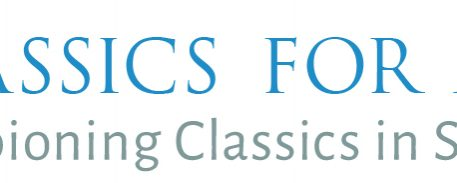 Message for Classics for All Book Reviewers from Peter Jones
