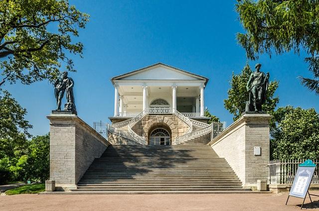 5 Cameron Pavillion. Catherine Palace
