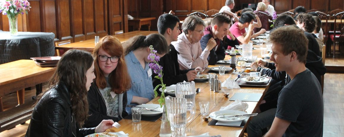Ancient Civilisations Day at University College, Oxford