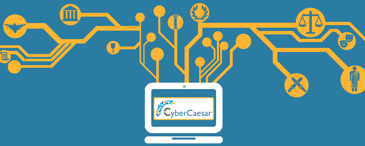 CyberCaesar, the course for learning Latin online