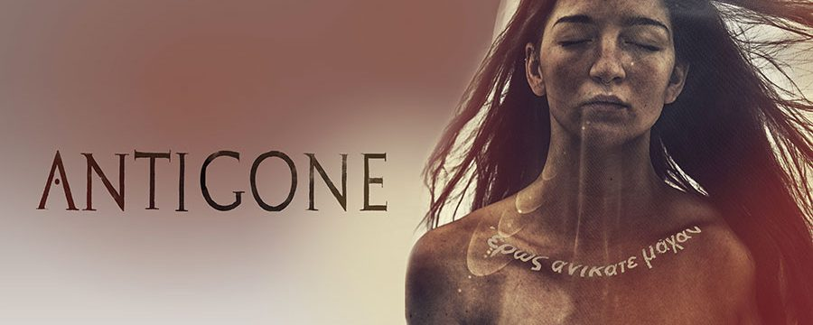 'Antigone' A theatre production by the Actors of Dionysus, hosted by Roedean School, Brighton