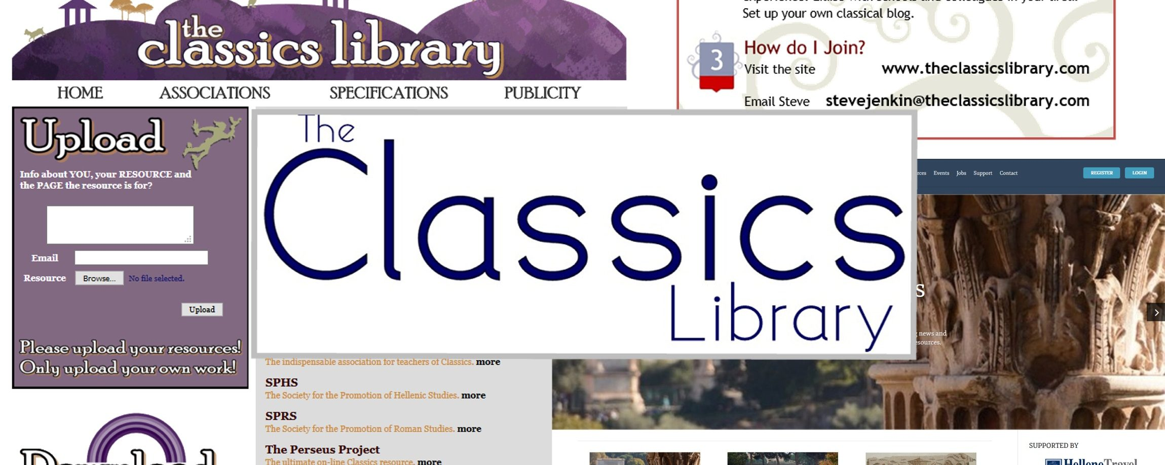 10 Years of The Classics Library!
