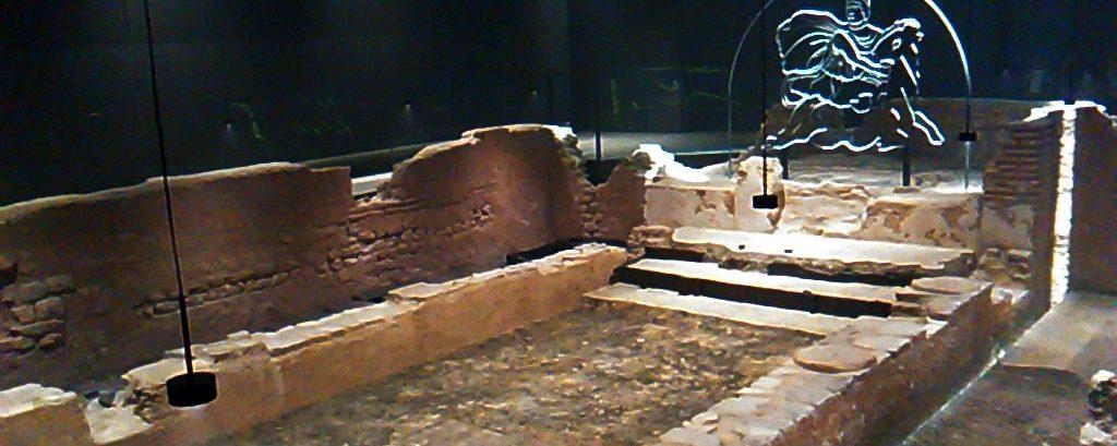 London Mithraeum: Hellene Travel Blog