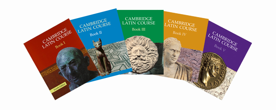 Cambridge Latin Course books for sale!