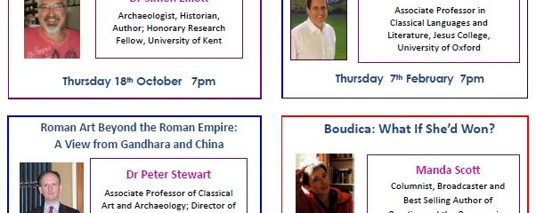 Herodotus: The Father of History, The Father of Non-Fiction, a Talk by Tom Holland