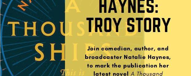 Natalie Haynes on all things Troy