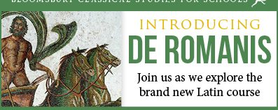 'Introducing de Romanis', a Week-Long Event by its Publishers