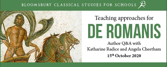 de Romanis Event for Teachers