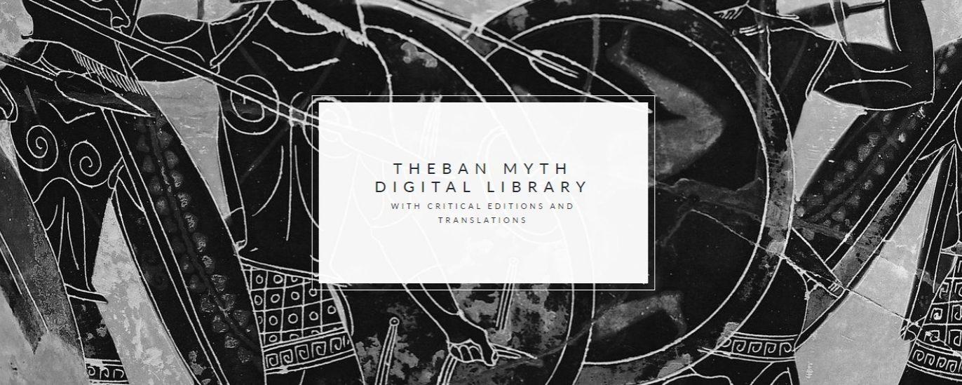 Thebarum fabula, a Digital Library of Theban Myth