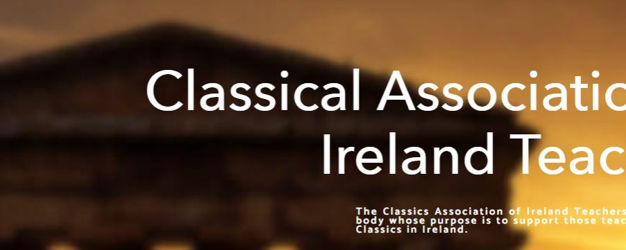 The Classical Association of Ireland: Summer School in Latin
