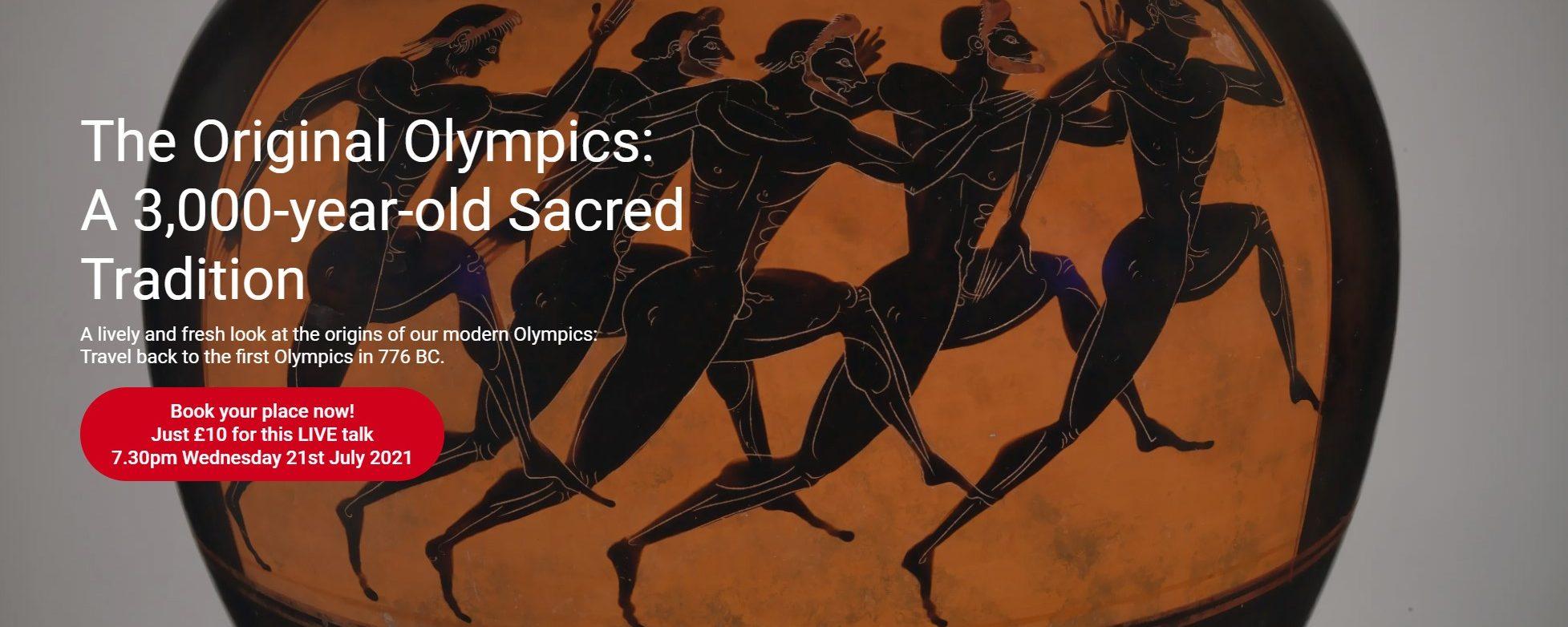 Original Olympics – A Course